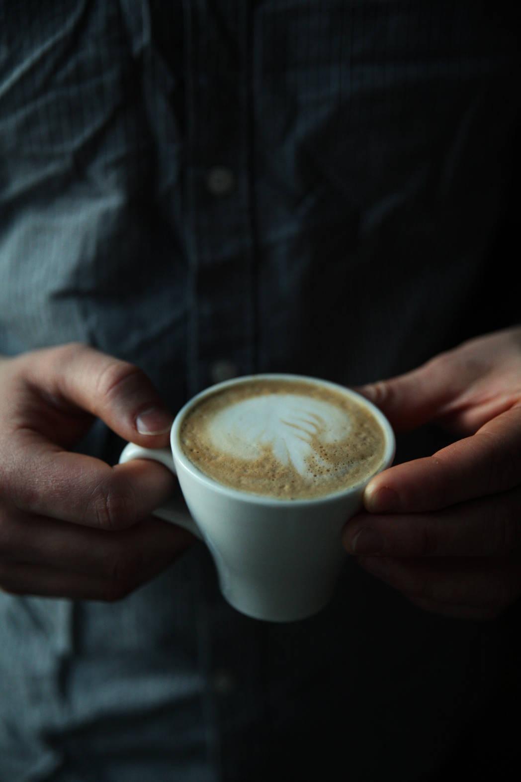 Latte art - Thais FK