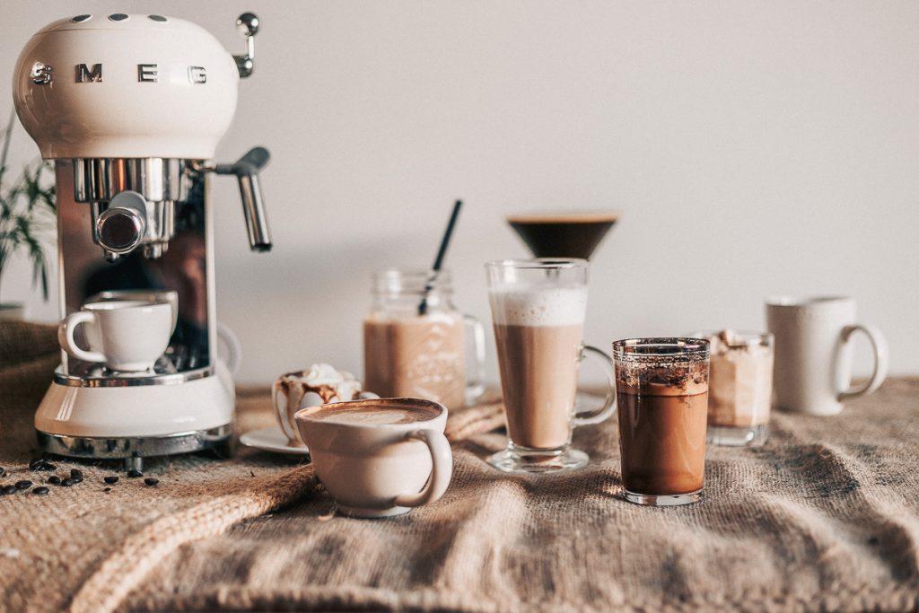 Coffee guide for Smeg Nordic | The Adagio Blog | Thais FK Photographer Recipe Developer & Content Creator | Valokuvaaja Ruokataiteilija & Sisällöntuottaja Thais FK